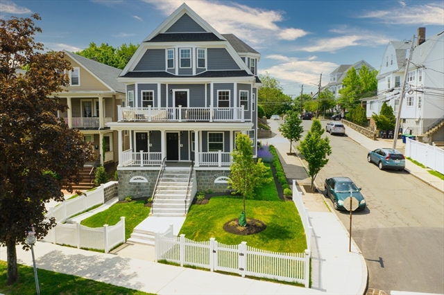 82 Powder House Blvd., Somerville, MA, 02144,  Home For Sale