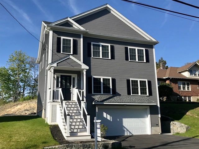 35 ROCKRIDGE Road Waltham MA 02453