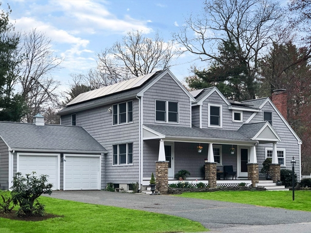 8 Cottage Road Wayland MA 01778