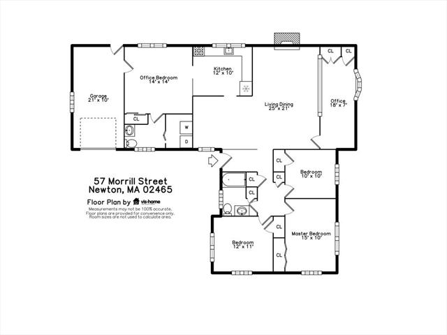 57 Morrill Street Newton MA 02465