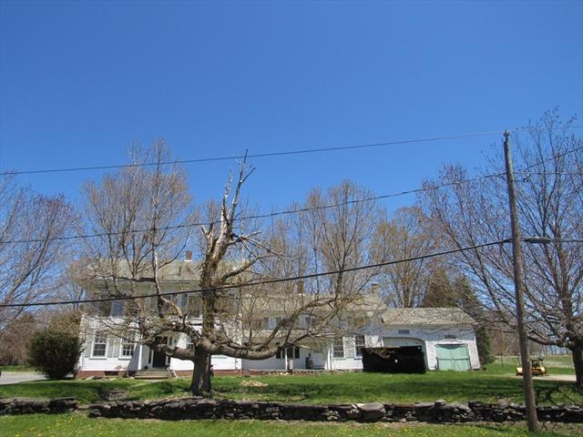 16 Old Post Road Worthington MA 01098
