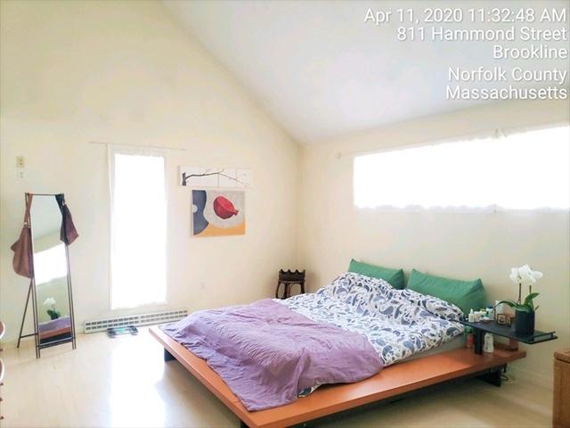 811 Hammond Street Brookline MA 02467