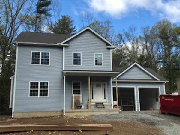 Lot 5 Easton Street Granby MA 01033
