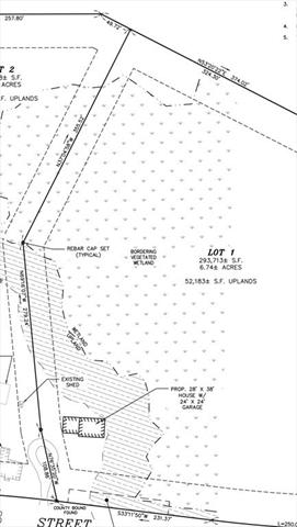 19 South Main St - Lot 1 Carver MA 02330