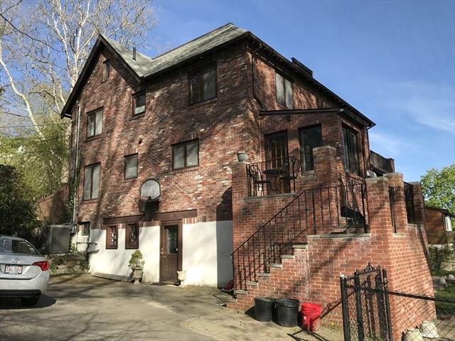 110 Wallis Road Brookline MA 02467