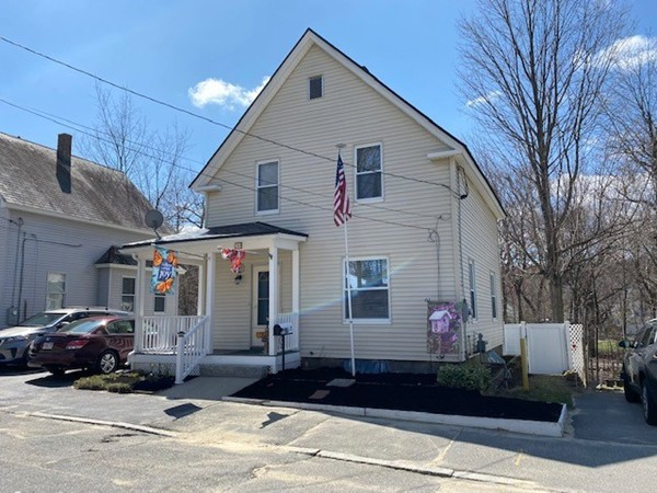 243 Milk Street Fitchburg MA 01420