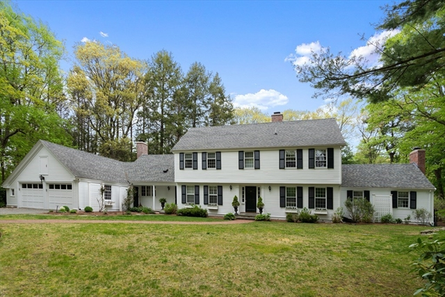 16 Tamarack Road Weston MA 02493