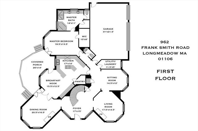 962 Frank Smith Road Longmeadow MA 01106