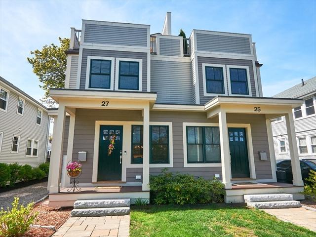 27 Rogers Park Ave, Boston, MA, 02135, Brighton Home For Sale