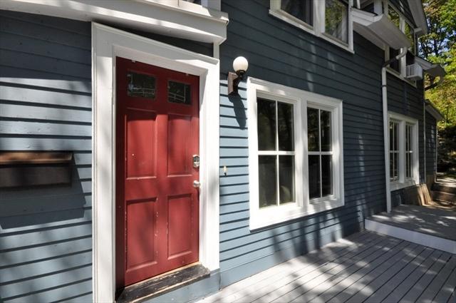 205 Forest Street Arlington MA 02474