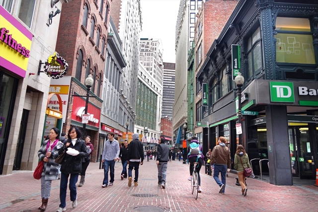 44 Winter Street Boston MA 02111
