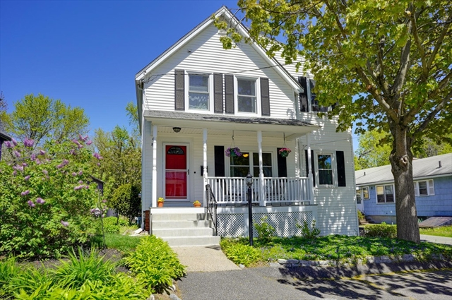 12 Cottage Avenue Arlington MA 02474