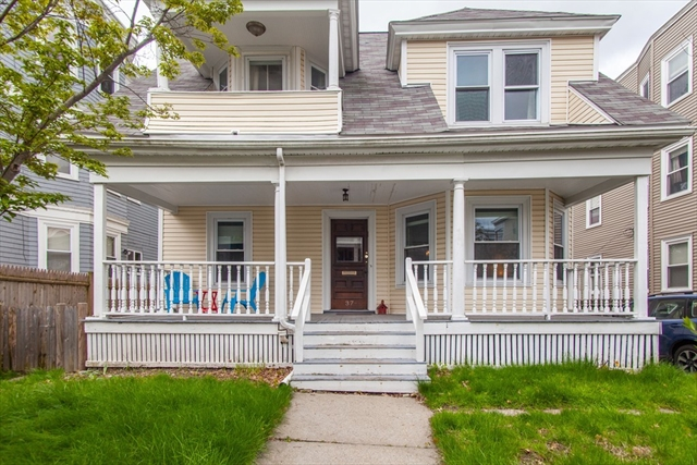37 Mount Ida Road Boston MA 02122