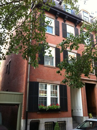 45 Pinckney Street Boston MA 02114