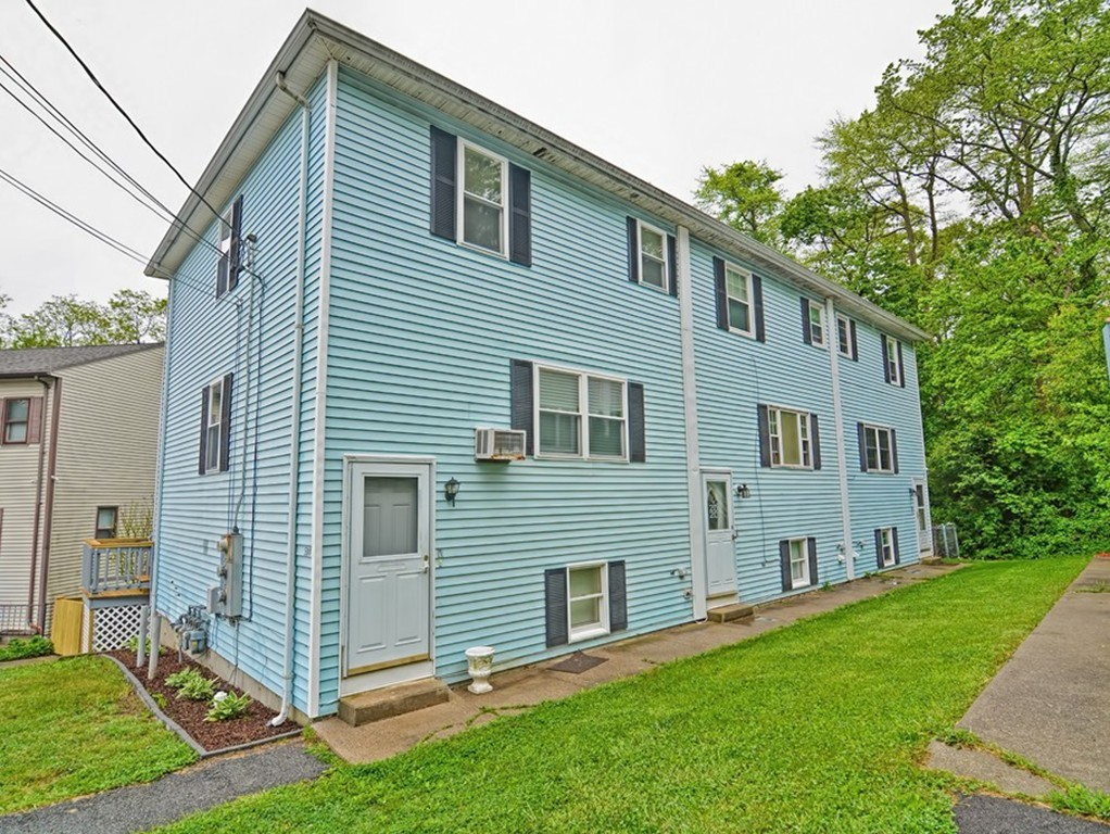 Why rent when you can own? Don't miss this recently renovated three level townhouse style condo! This spacious unit is move-in ready and features hardwood floors throughout, updated appliances, plenty of closet/storage space, a separate entrance on the lower level and a deck right off the kitchen with room for entertaining. There are two off street parking spaces and this building is pet friendly.