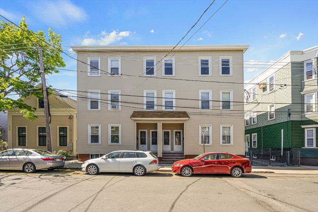 320-326 Hurley St, Cambridge, MA, 02141, East Cambridge Home For Sale