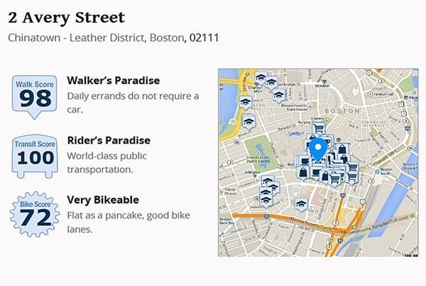 2 Avery Street Boston MA 02111