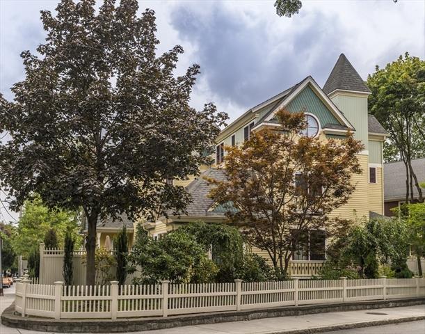 74 Putnam Avenue, Cambridge, MA, 02139, Harvard Square Home For Sale