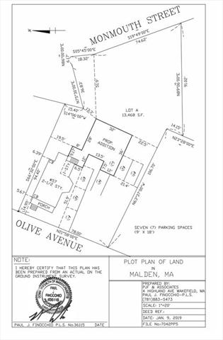 57 Olive Avenue Malden MA 02148