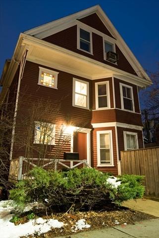256 Concord Avenue Cambridge MA 02138