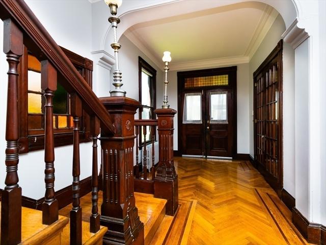 121 Cushing Avenue Boston MA 02125