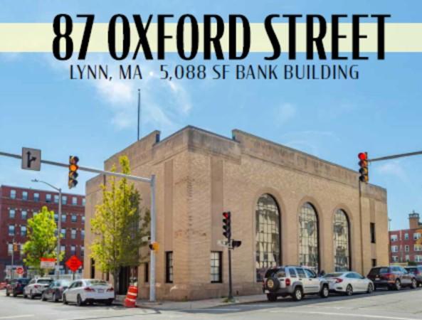 87 Oxford Street Lynn MA 01901