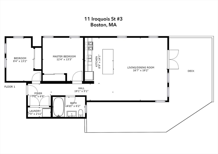 11 Iroquois Street, Boston, MA Image 19