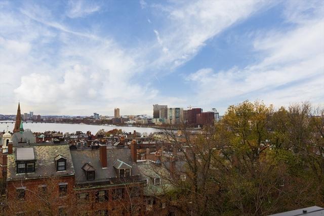 1 Louisburg Square Boston MA 02108