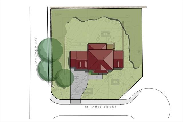 8 Saint James Court Belmont MA 02478