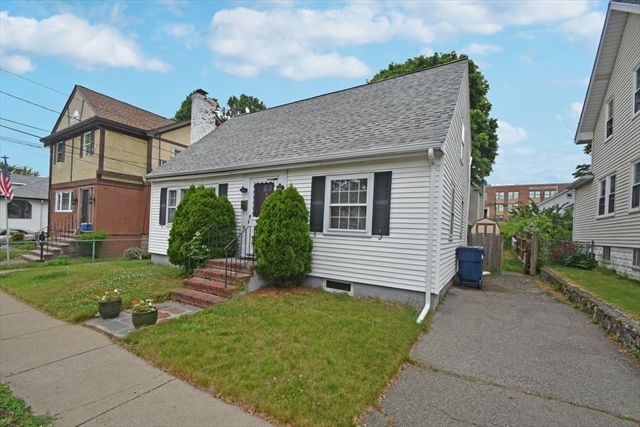 21 Glenhaven Road Boston MA 02132