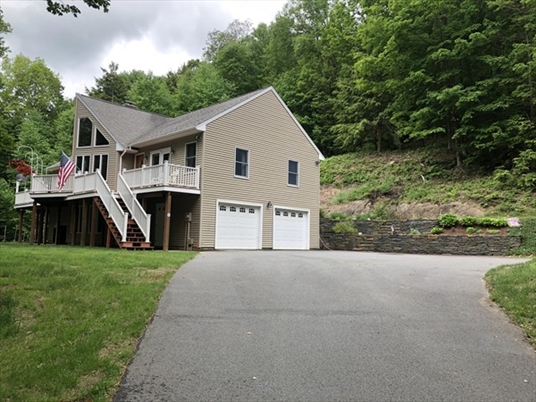 349 March Rd, Ashfield, MA: $350,000