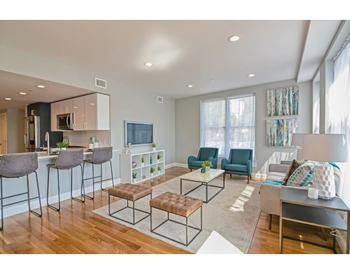 101 Heath Street Unit 402, Boston - Mission Hill, MA 02120