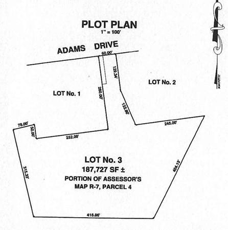 Lot 3 Adams Drive Stow MA 01775