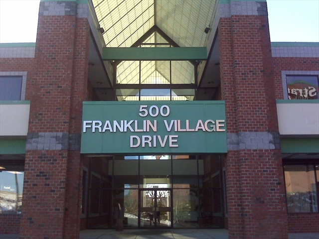 500 Franklin Village Drive Franklin MA 02038