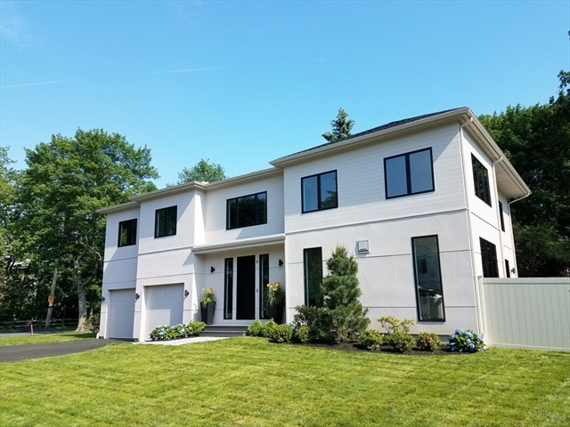 8 Lyon Road Brookline MA 02467