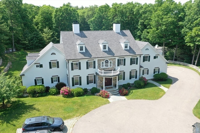 2 Meadowbrook Road Weston MA 02493