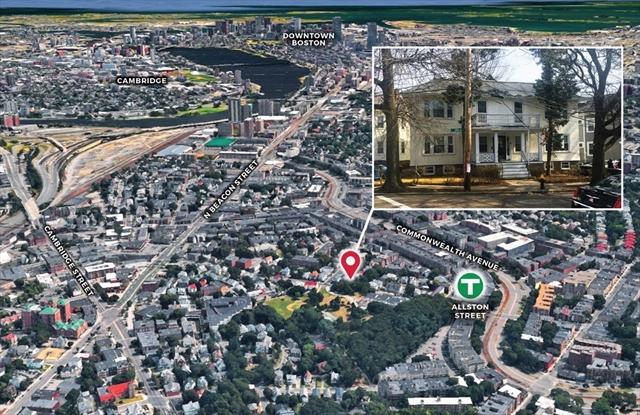 41 Long Avenue, Boston, MA, 02134, Allston Home For Sale