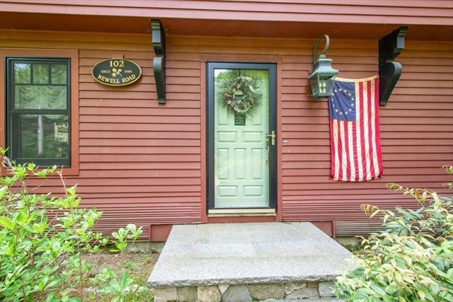 102 Newell Road Holden MA 01520