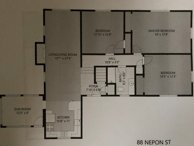 88 Neponset Street Norwood MA 02062