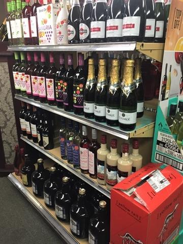 Liquor-Convenience STORE Westport MA 02790