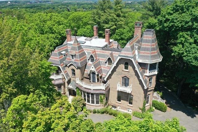53 Vista Ave, Newton, MA, 02466, Auburndale Home For Sale