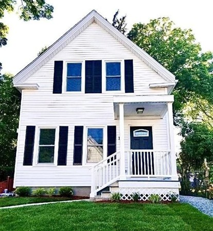 12 Fairmount Avenue Brockton MA 02301