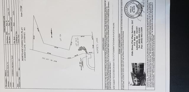 15 Morses Lane Acushnet MA 02743