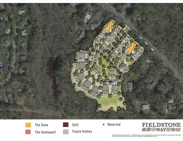 9 Fieldstone Way, Wellesley, MA, 02482, WPS Home For Sale