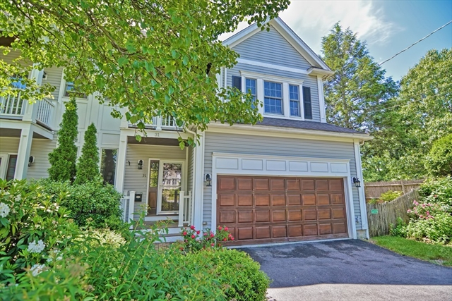 31 Beecher Pl, Newton, MA, 02459,  Home For Sale