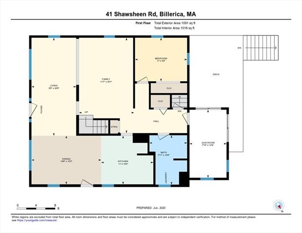 41 Shawsheen Road Billerica MA 01821