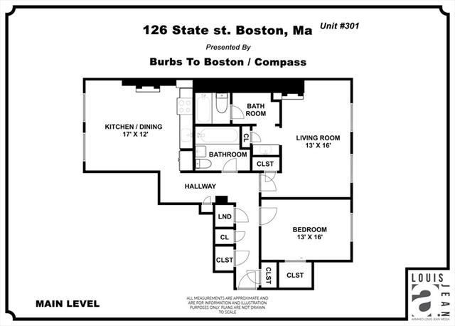 126 State Street Boston MA 02110