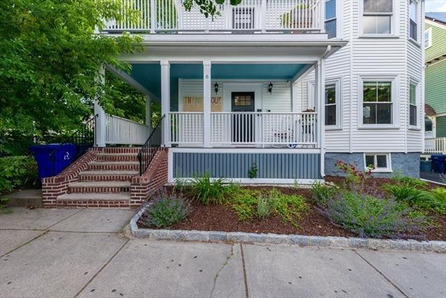 6 Ashmont St, Boston, MA, 02124, Dorchester's Ashmont Home For Sale