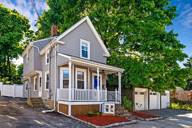 11 Wellsmere Road Boston MA 02131