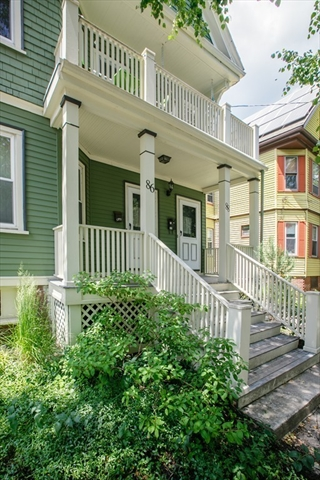 86-88 Rogers Ave., Somerville, MA, 02144, Ball Square Home For Sale